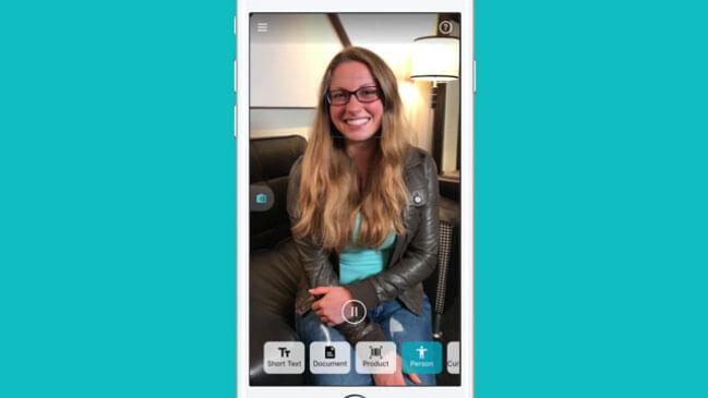 Microsoft выпустила мобильное приложение для слепых. Оно описывает происходящее вокруг (ВИДЕО)