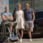 Ford предлагает бесплатное такси с водителями-инвалидами (ВИДЕО)