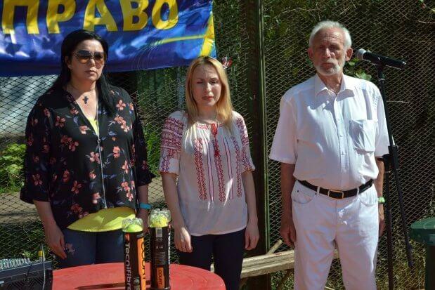 Москаленко назначили главой новосозданной Федерации большого тенниса на колясках. виктория москаленко, николаев, федерация большого тенниса на колясках, презентація, церемония