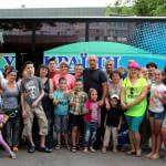 Полтавські діти та молодь з особливими потребами безкоштовно оздоровлюються на морі (ФОТО)