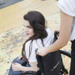 Світлина. Александра Кутас о том, как покорить Нью-Йорк. Життя і особистості, инвалидность, модель, Александра Кутас, контракт, Нью-Йорк