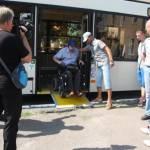 Водіїв та кондукторів кропивницьких тролейбусів вчили допомагати людям з інвалідністю (ФОТО)