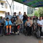 Працівники обласного управління Фонду соціального страхування в Донецькій області відвідали санаторій «Слов'янський»