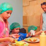 Прес-реліз: Як особливі діти бургери готували