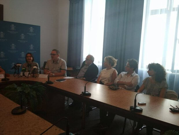 Перейняти досвіт Італії у впровадженні інклюзивної освіти. чернівці, реабілітація, інвалід, інклюзивна освіта, італійські спеціалісти
