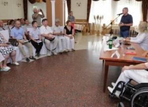 «Нас не треба жаліти і нами не слід захоплюватися»: у Сєвєродонецьку відбулася конференція осіб з інвалідністю. сєвєродонецьк, конференція, особливими потребами, інвалід, інвалідність