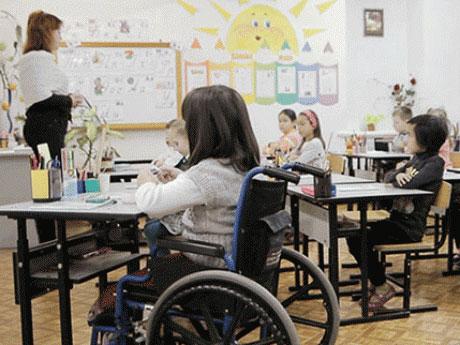 Что несет школам Славянска закон об инклюзивных формах обучения?