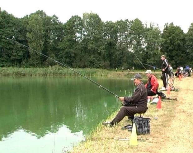 Визначились переможці першого чемпіонату області з риболовлі серед людей з особливими потребами ВОЛИНЬ ОСОБЛИВИМИ ПОТРЕБАМИ РИБОЛОВЛЯ ЧЕМПІОНАТ ІНВАЛІД