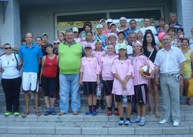 Фестиваль об'єднав молодь з інвалідністю задля спортивних досягнень. бердянськ, пляжний волейбол, тенісний турнір, фестиваль, інвалідність