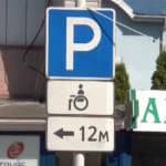 Суворіші штрафи для тих, хто паркується на місцях для людей з інвалідністю (ВІДЕО)