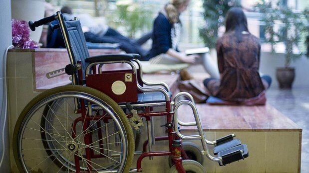 Все украинские учреждения со статусом «национального» сделают доступными для инвалидов. доступность, инвалид, инвалидность, национальное учреждение, особенными потребностями