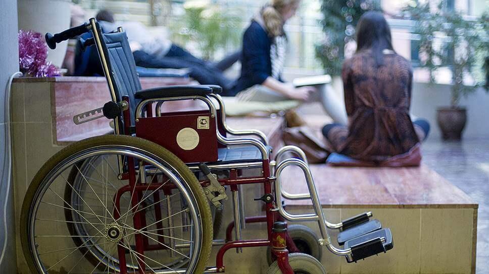 Все украинские учреждения со статусом «национального» сделают доступными для инвалидов