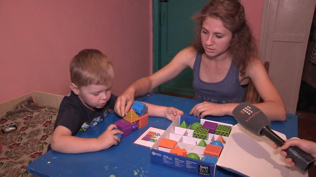 На Полтавщині діти з аутизмом вперше оздоровлюються в таборі з іншими дітьми (ВІДЕО)