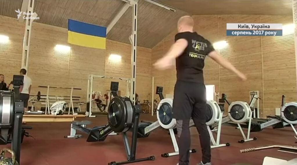 Українські ветерани-інваліди готуються до ігор Invictus Games у Канаді (ВІДЕО)