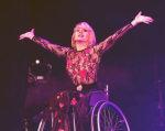 «Інвалідність – не вирок, а лише перешкода». наталія колесова, танцівниця, інвалід, інвалідність, інклюзія, person, bicycle, bicycle wheel, clothing. A person riding on the back of a bicycle