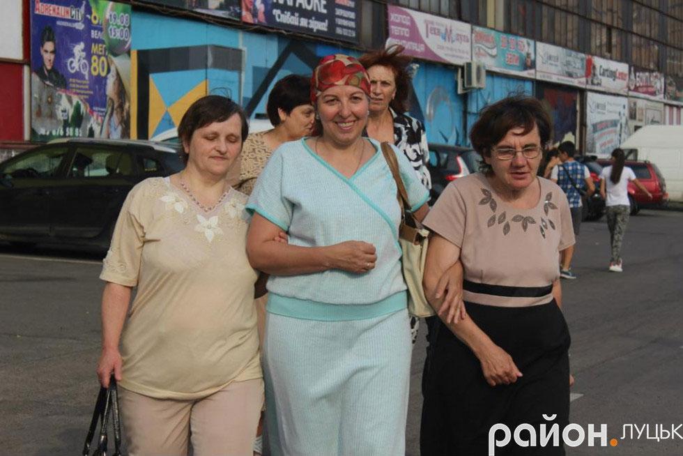 У Луцьку незрячі мають можливість отримати безкоштовний супровід (ФОТО)
