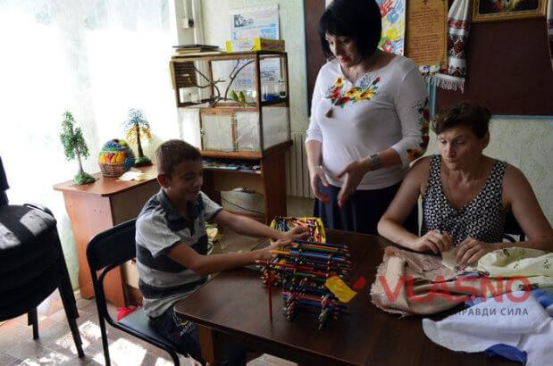 Арт-терапія, уроки кулінарії, освіта та побутові навички — у Бару адаптують дітей з інвалідністю. бар, денне навчання, реабілітаційний центр еверест, розумова відсталість, інвалідність