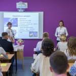 Марина Порошенко відкрила першу Ресурсну кімнату в інклюзивній школі Дніпропетровської області
