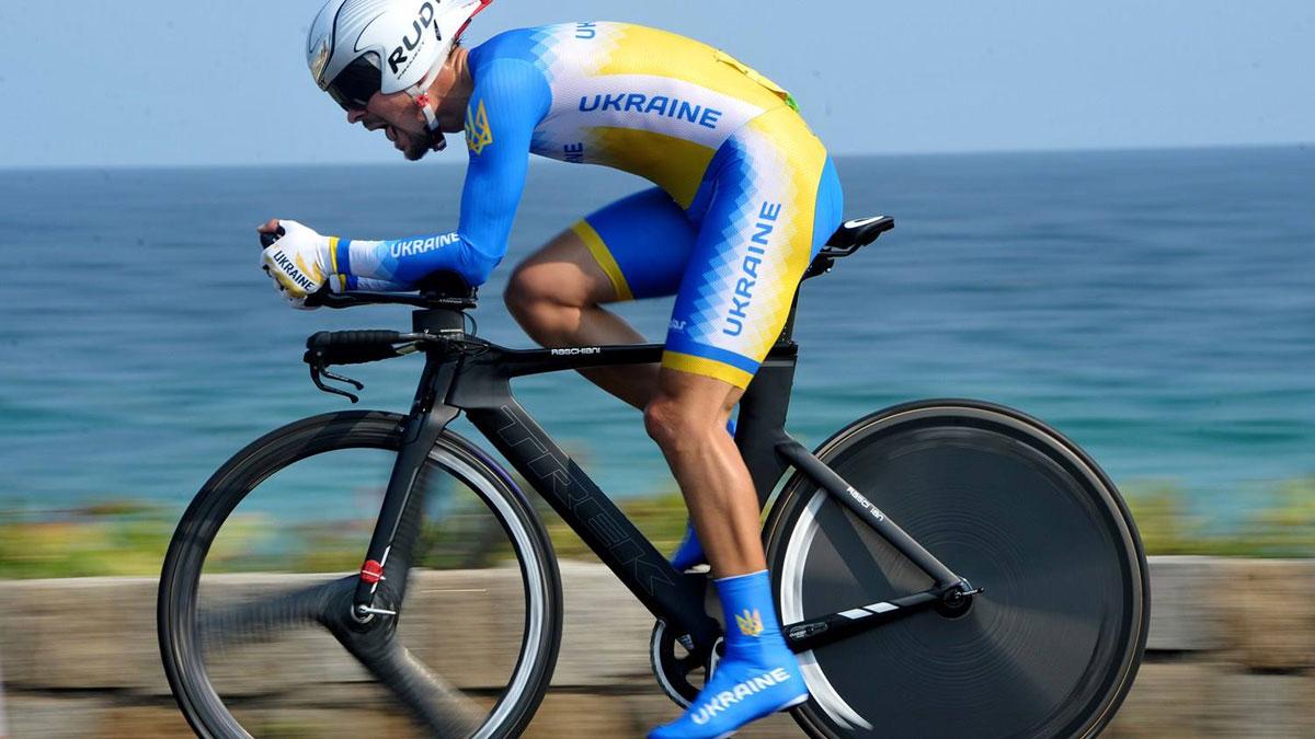 Єгор Дементьєв став другим на чемпіонаті світу з велоспорту
