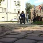 Насколько адаптирован Харьков для людей с инвалидностью? Этим вопросом задались активисты и общественники в рамках недельного фестиваля «Инклюзион» (ВИДЕО)