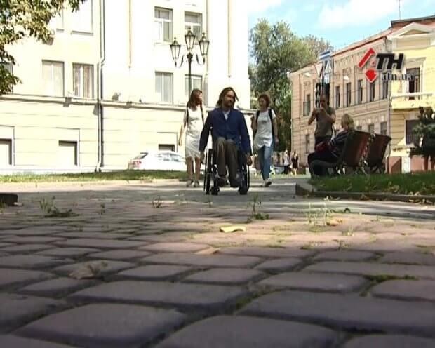Насколько адаптирован Харьков для людей с инвалидностью? Этим вопросом задались активисты и общественники в рамках недельного фестиваля «Инклюзион». харьков, доступность, инвалидность, музей, фестиваль інклюзіон