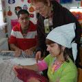 Світлина. Украинские и швейцарские специалисты создали на Закарпатье учреждение для молодежи европейского образца. Інтерв'ю, инвалидность, интернат, проект Парасолька, Закарпатье, молодежный центр