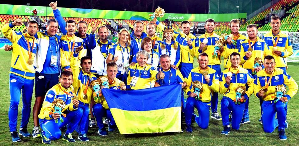 Головна перемога українських паралімпійців з футболу над росіянами, — Сушкевич