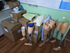 На сьогодні протезовано за кордоном 25 учасників АТО – І.Мальцев
