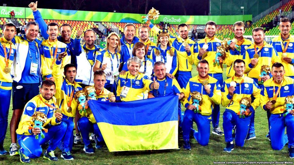 Світове чемпіонство України в паралімпійському футболі привертає увагу до воїнів з інвалідністю після АТО – Сушкевич