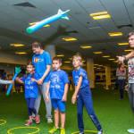 Світлина. Пресс-релиз: 60 детей с аутизмом проекта Kids Autism Games будут заниматься спортом. Спорт, аутизм, Киев, проект Kids Autism Games, тренировка, НСК «Олимпийский»