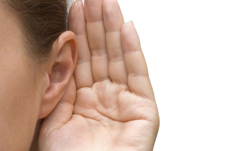 Глухие слышат сердцем