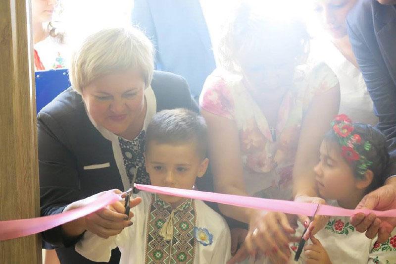 У Сумському центрі соціальної реабілітації дітей-інвалідів відбувся день відкритих дверей (ФОТО)