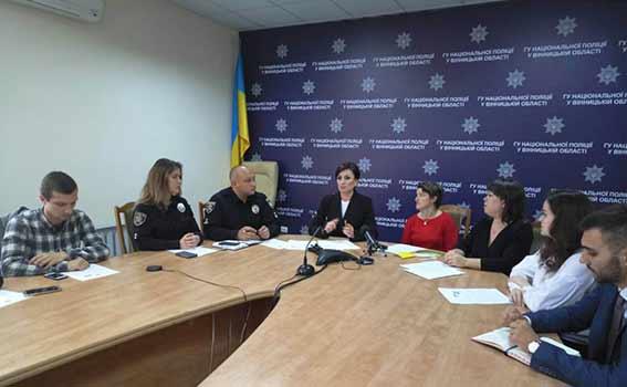 У Вінниці стартував проект з покращення надання поліцейських послуг людям з інвалідністю (ФОТО, ВІДЕО)