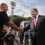 Президент закликав українців усього світу підтримати українських героїв на «Іграх нескорених»