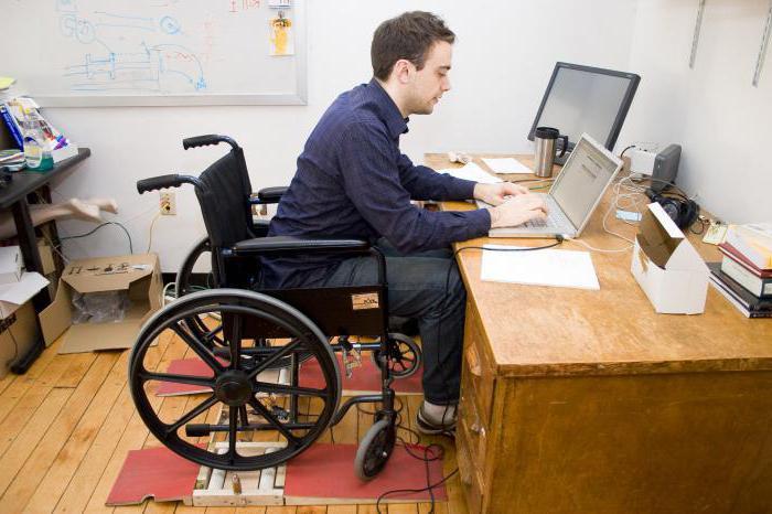 Інвалідність не стала на заваді бажанню працювати