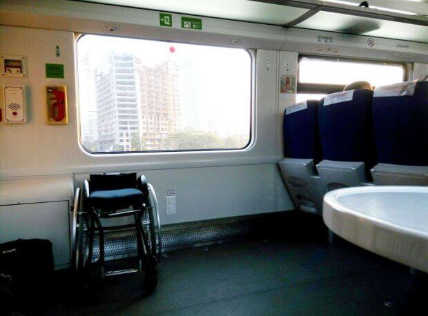 Інвалідність як перешкода. Чому купувати залізничні квитки онлайн можуть не всі. залізничний квиток, особливими потребами, укрзалізниця, інвалід, інвалідність