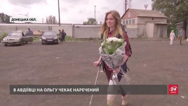 Фронтова кухарка, яка втратила ногу, відвідала побратимів та рідних на передовій (ВІДЕО)