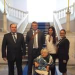 Відбулась зустріч Урядового уповноваженого з прав осіб з інвалідністю з представниками Проекту Twinning