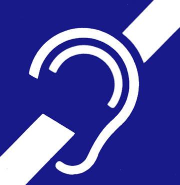 Щороку в останню неділю вересня суспільство відзначає Міжнародний день глухих. міжнародний день глухих, порушення слуху, підтримка, соціальний захист, інвалідність, design, clipart, graphic, abstract, cartoon, logo, drawing, graphics. A drawing of a face