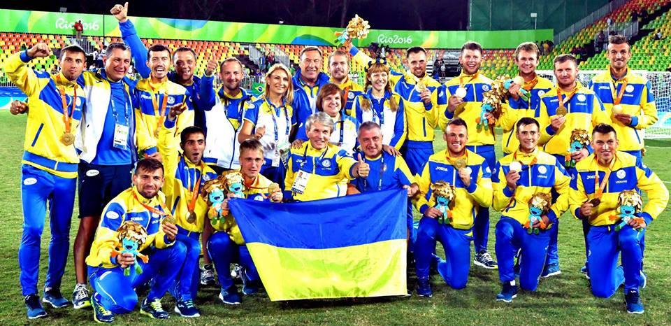 ВОЛЯ вітає національну паралімпійську збірну команду з футболу з перемогою на чемпіонаті світу!
