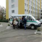 Для діток-інвалідів - «Соціальне таксі»