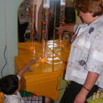 Світлина. Сенсорна кімната в «Добродії Калуській» допомагає процесу реабілітації. Реабілітація, аутизм, ДЦП, заняття, Калуш, сенсорна кімната