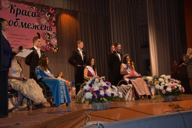 У Краматорську відбувся Всеукраїнський конкурс «Краса без обмежень – 2017». краматорськ, краса без обмежень, дівчина, інвалідний візок, інвалідність