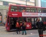 Доступність та рівні можливості: вінничанки у Лондоні побачили, як це працює. лондон, раїса панасюк, доступність, інвалідність, інклюзія, decker, road, building, bus, outdoor, double, land vehicle, vehicle, street, red. A red double decker bus driving down a street