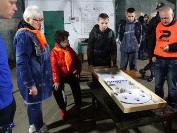 Мелитопольская инклюзивная спартакиада - единственная в Запорожской области (ФОТО)