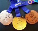 Українські паратенісисти – перші у Європі. змагання, настільний теніс, паратенісист, спортсмен, чемпіонат європи, coin, medal