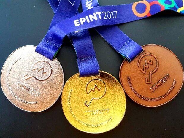 Українські паратенісисти – перші у Європі. змагання, настільний теніс, паратенісист, спортсмен, чемпіонат європи