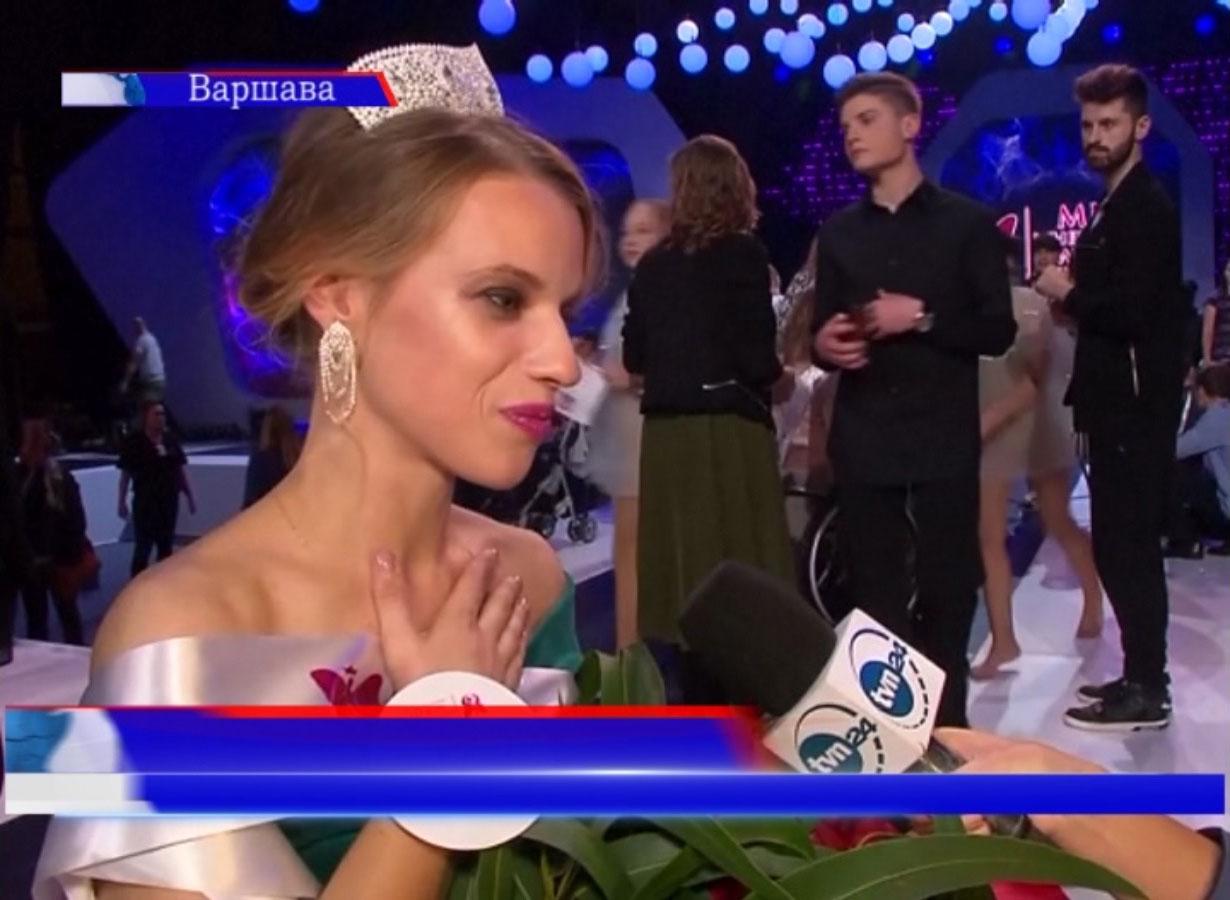 У Варшаві обирали «Міс світу в інвалідному візку» (ВІДЕО)