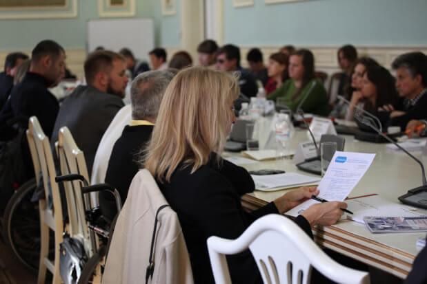 Київ без бар'єрів: місто розробить цільову програму для людей з особливими потребами. київ, особливими потребами, універсальний дизайн, цільова програма, інвалідність