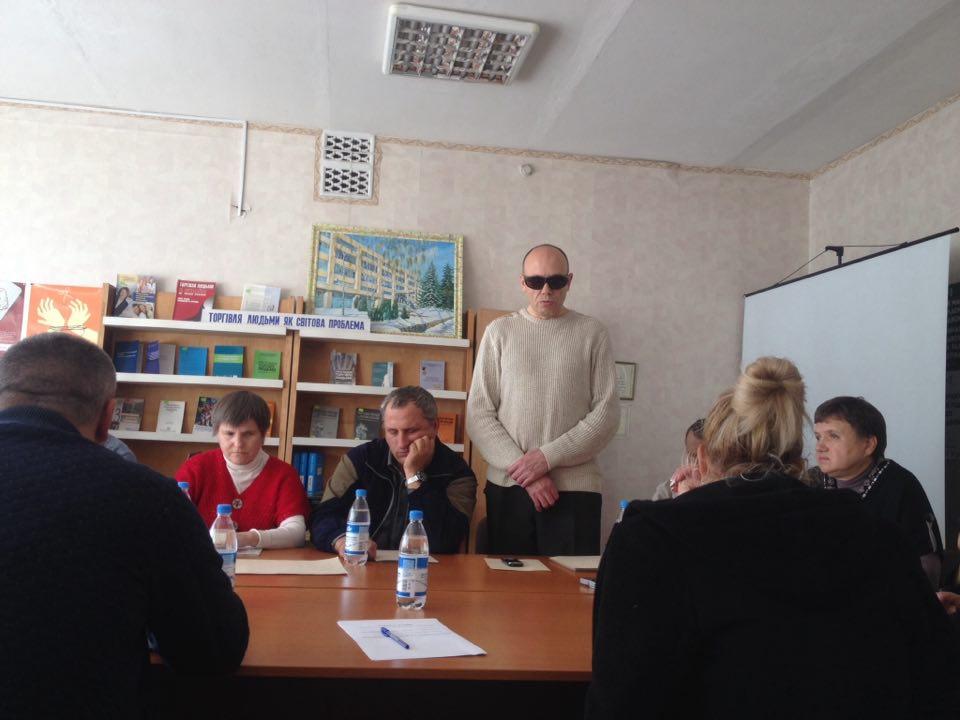 Як зробити Кропивницький зручним для людей з вадами зору (ФОТО)